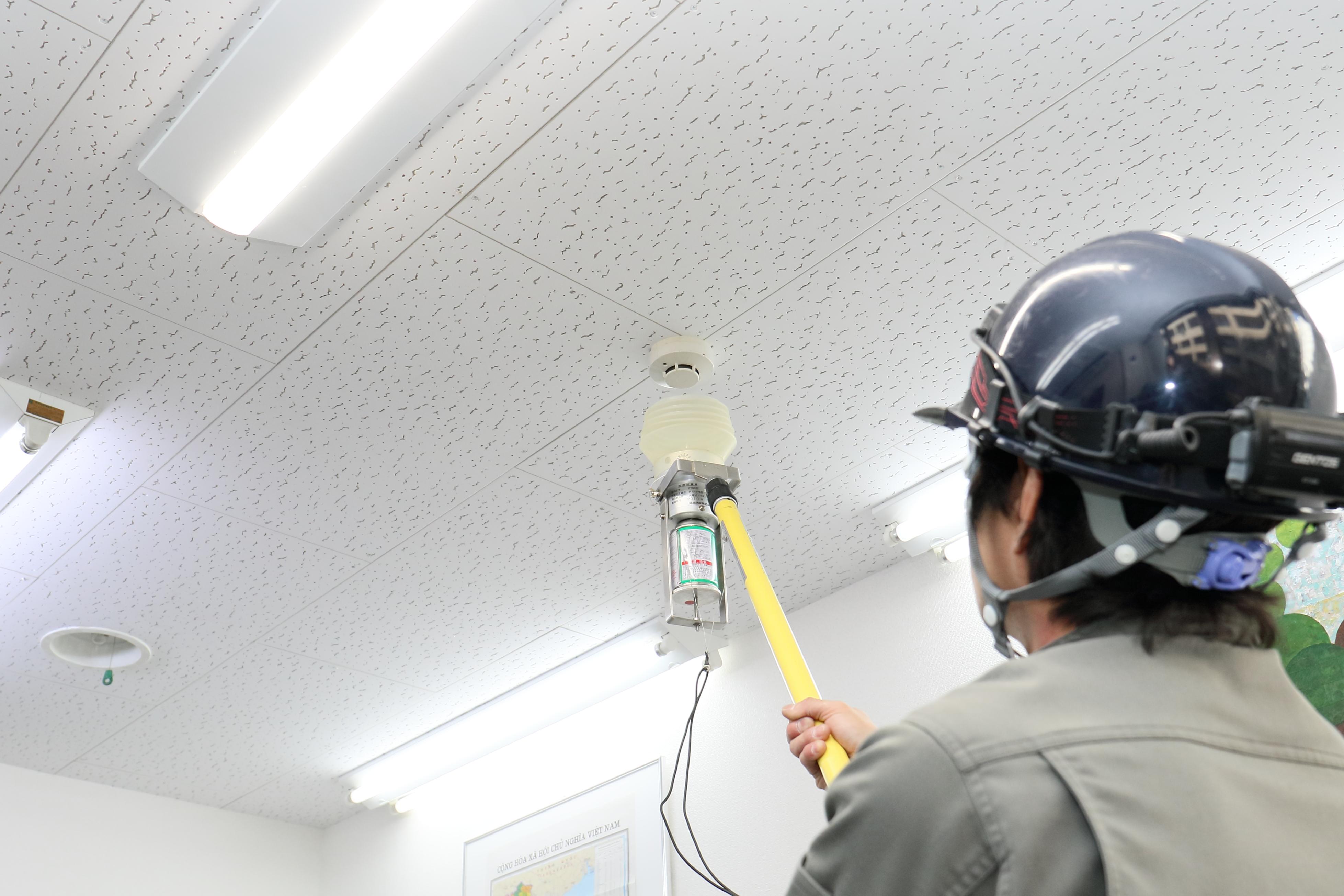 ・消防設備定期保守点検<br> ・各種消防設備改修<br> ・防火対象物点検<br> ・連結送水管耐圧試験